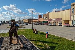 Creston, Iowa City in Iowa, United States