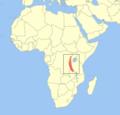 Cricetomys kivuensis distribution map.png