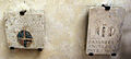Cripta di san lorenzo, stemma 05 e 06.JPG