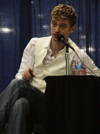 Crispin Freeman at Super-Con 2009 in San Jose,...