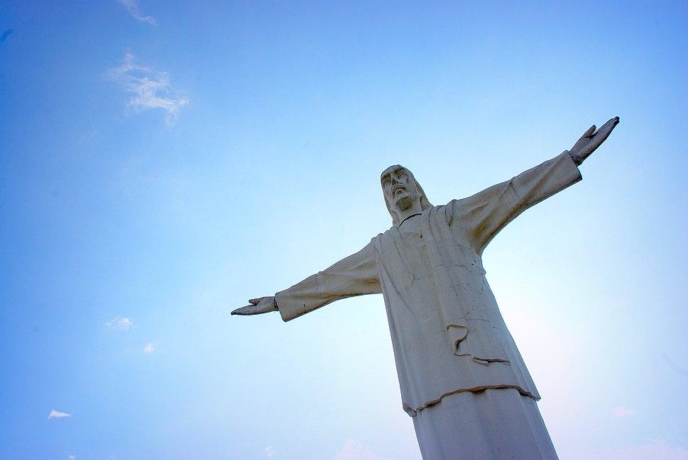 Cristo Rey en Cali, Colombia