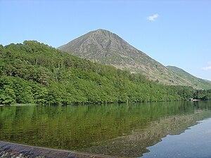 Crummock Water - Image: Crummock with Grasmoor in the distance