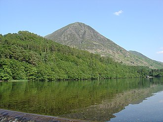 Crummock Water - Image: Crummock with Grasmoor in the distance