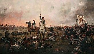 Ignacio Hidalgo de Cisneros - Carist troops represented during the First Carlist War