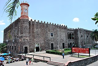 Palace of Cortés, Cuernavaca