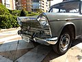 Cuerpo Nacional de Policía (España), automóvil SEAT 1500, PMM 1960 (44231830954).jpg