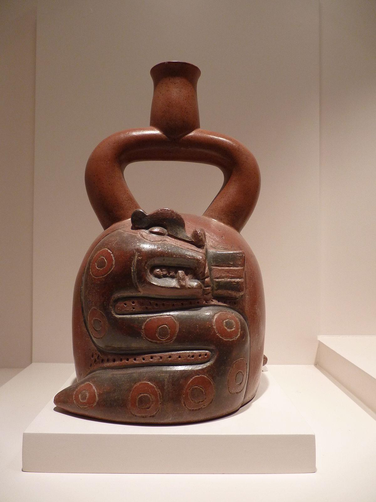 Cupisnique (cultura) - Wikipedia, la enciclopedia libre