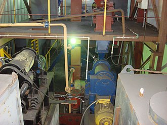 Coal-water slurry fuel - Ball mills for production of coal-water slurry in Russia