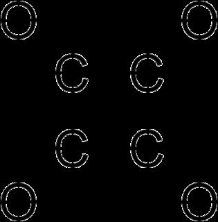 Cyclobutanetetrone chemical compound