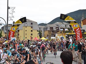 2015 Tour de France, Stage 12 to Stage 21 - Start in Modane