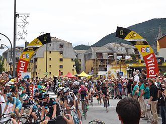 2015 Tour de France, Stage 12 to Stage 21 - Start in Modane