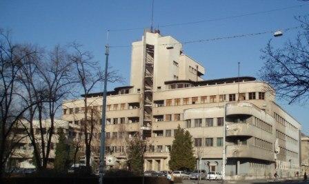 D.Brašovan Zgrada KV u Zemunu