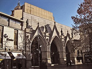 Resultat d'imatges de catedral de terrassa