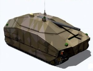Adaptive Vehicle Make - DARPA concept image
