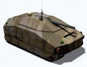 English: DARPA image illustrating GCV