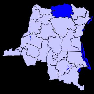 Bas-Uele District District in Orientale, Democratic Republic of the Congo