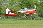 DHC-1 Chipmunk 22 'WZ847 - F' (G-CPMK) (32263324273).jpg