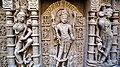 DSC00638 Rani-ki-Vav (the Queen's Stepwell) is situated at Patan in Gujarat state.jpg