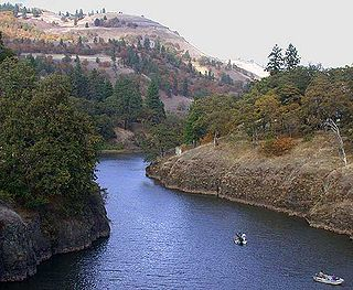 Klickitat River river in the United States of America