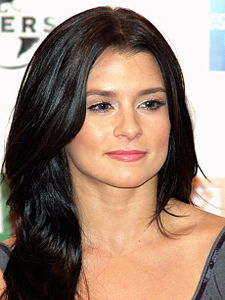 Danica Patrick at the 2008 Tribeca Film Festival.JPG