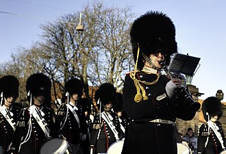 Royal Life Guards Music Band (Denmark) - The Marching Band