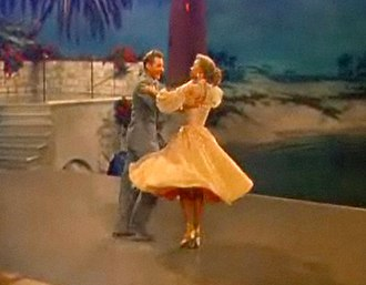 White Christmas (film) - Danny Kaye and Vera-Ellen