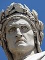 Dante, escultura, Florencia, Italia, 2019 03.jpg