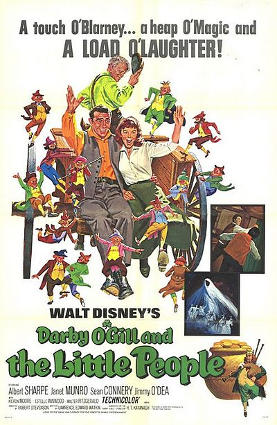 Picture of a movie: Darby O'gill And The Little People