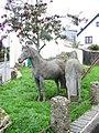 Dartmoor Ponies, Pound Street, Moretonhampstead - geograph.org.uk - 940222.jpg
