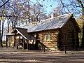 Das Holzhaus Peters des Großen in Kolomenskoje - panoramio.jpg