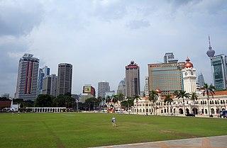 Merdeka Square, Kuala Lumpur square in Kuala Lumpur, Malaysia