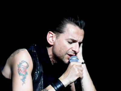 Picture of a band or musician: Dave Gahan
