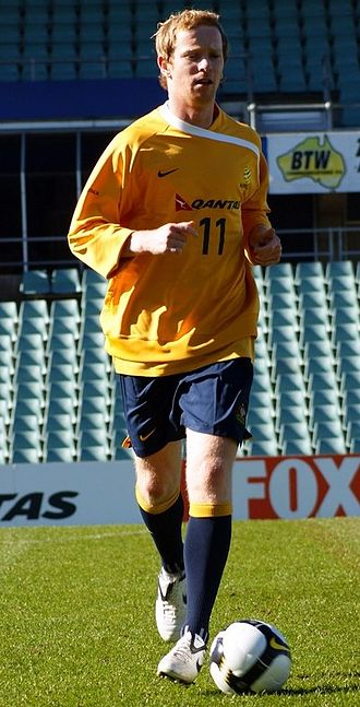 David Carney - Carney training for Australia