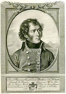 David-Maurice-Joseph Mathieu de La Redorte French general