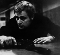David McCallum interpretando a Illya Kuryakin.tif