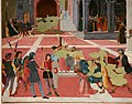 David ghirlandaio, storie di san Romolo di fiesole, 1488, 04 martirio.jpg