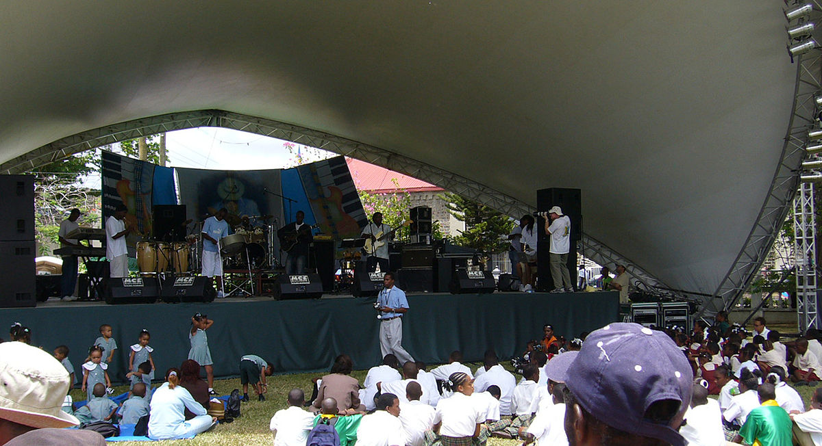 Saint Lucia Jazz Festival - Wikipedia Amy Winehouse