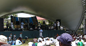 Music of Saint Lucia - Saint Lucia Jazz Festival in Castries
