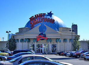 Planet Hollywood - Planet Hollywood in Niagara Falls