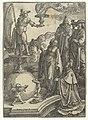 De afgoderij van Salomo Kleine serie Vrouwenlisten (serietitel), RP-P-OB-1819.jpg