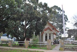 Deans Marsh, Victoria Town in Victoria, Australia