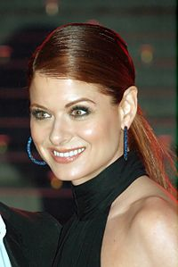 Debra Messing 2009