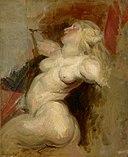 Delacroix - Néréide (copie d'après Rubens), um 1822.jpg