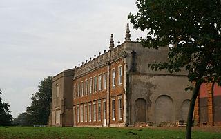 Delapré Abbey
