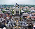Delft Stadhuis Turm (Blick von der Nieuwe Kerk) 1.jpg