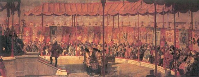 Delhi Durbar 1877