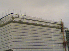 Demolition of Wettern House, Croydon 47050827 bb297b3c63.jpg