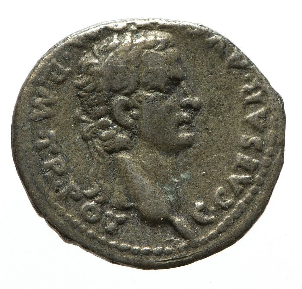 Denarius of Gaius (YORYM 2000 1956) obverse