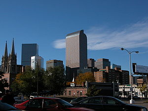 Resurrecting the Champ - Denver, Colorado, where the provincial story takes place.