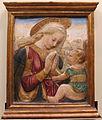 Desiderio da settignano (da), madonna in adorazione del bambino, xv sec.JPG